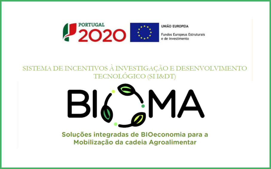 University of Évora Co-promoter of the BIOma Mobilizer Project