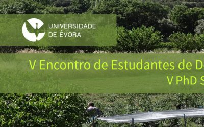 V PhD Students Meeting in Environment and Agriculture