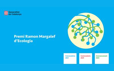 2021 Premi Ramon Margalef d'Ecologia open call