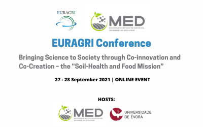 """EURAGRI Conference – Bringing Science to Society through Co-innovation and Co-Creation – the """"Soil-Health and Food Mission"""""""